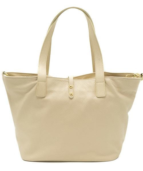 Macy - Classic Grain - Shoulder bags - Beige - D37