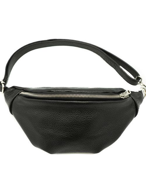 Nicole - Classic Grain - Bum bags - Black - D28