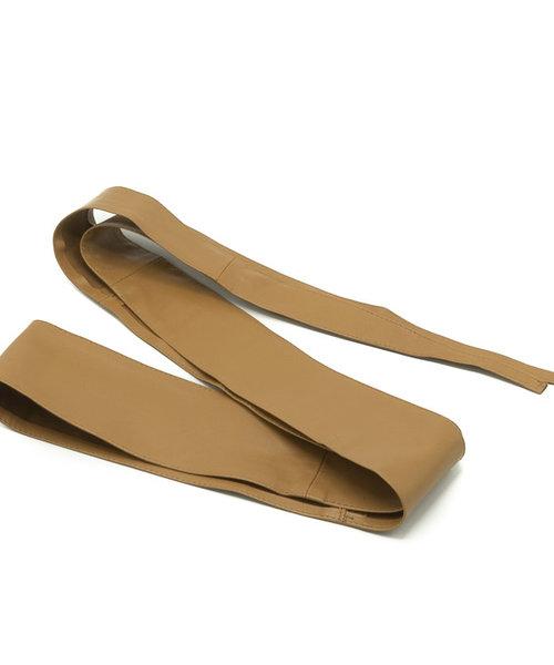 Serena - - Waist belts - Taupe - -