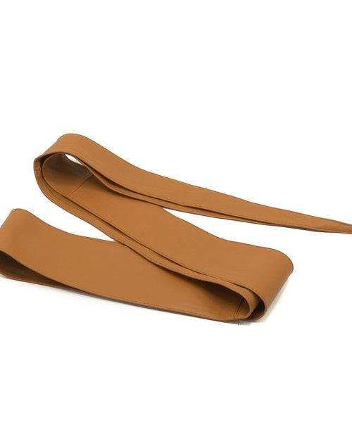Serena - - Waist belts - Brown - Cognac -