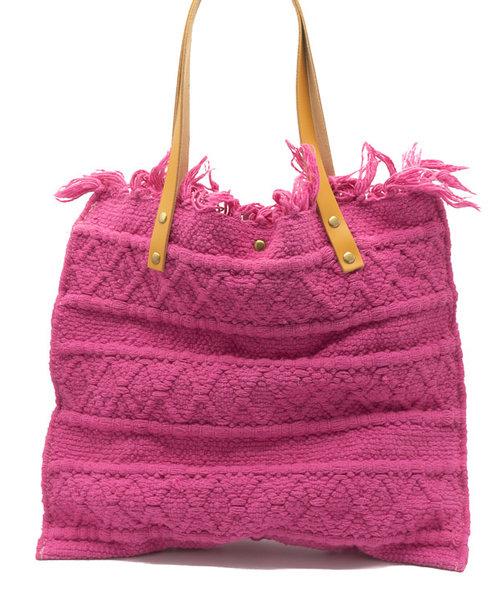 Soleil - - Shoulder bags - Pink - Fuchsia -