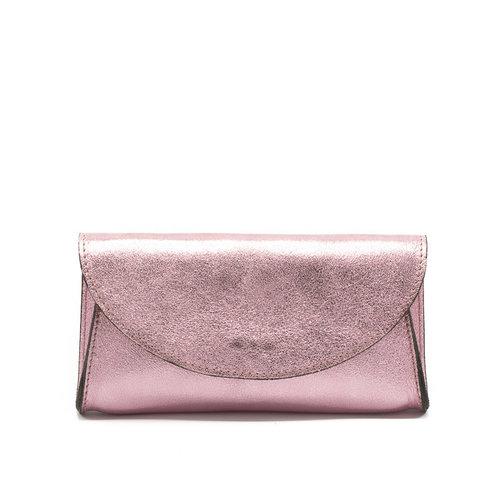 Claudia - Metallic - Bum bags - Pink - Rosa Chiara - Gold