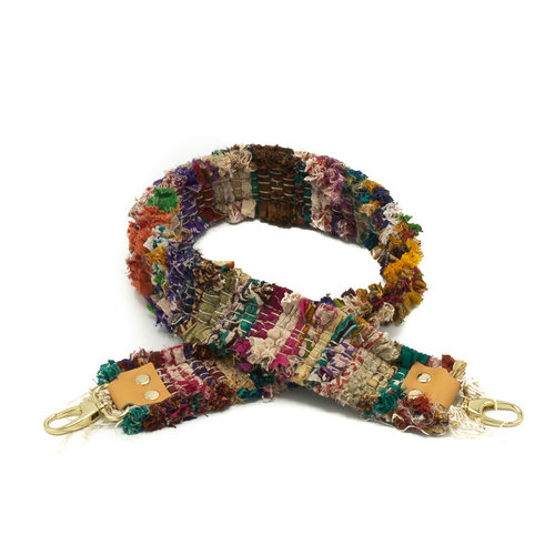 Ella - Sauvage - Bag straps - - - Gold