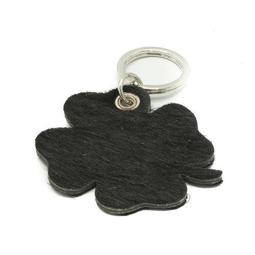 Tiffany - Hair - Keychain holders - Black - - Silver