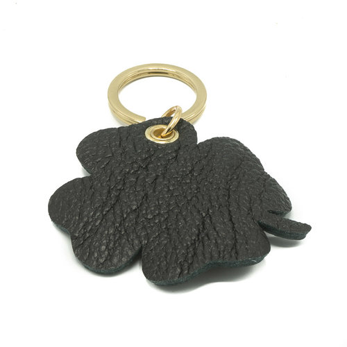 Tiffany - Classic Grain - Sleutelhangers - Zwart - D28 - Goudkleurig