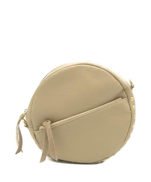 Nieuw Kim - Classic Grain - Crossbody bags - Taupe - D05 - Gold