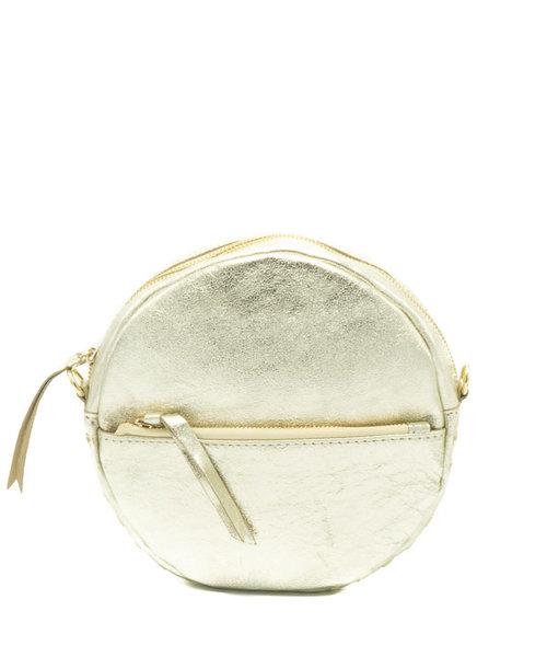 Nieuw Kim - Classic Grain - Crossbodytassen - - Goud - Goudkleurig