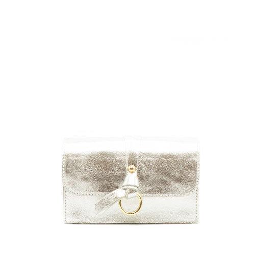 Nieuw Chrissy - Metallic - Crossbody bags - - Zilver - Gold