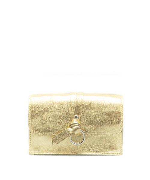 Nieuw Chrissy - Metallic - Crossbody bags - - Goud - Silver