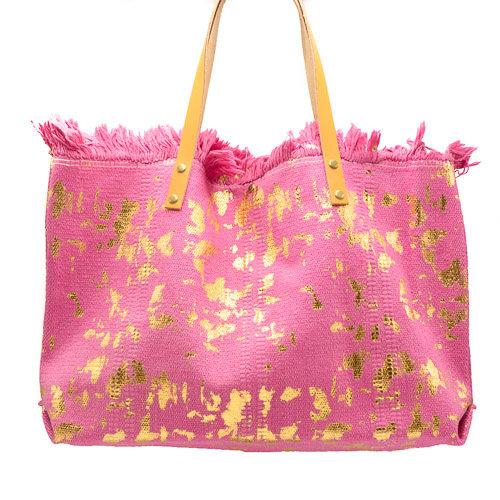 Sunset - - Shoulder bags - Pink - Fuchsia -