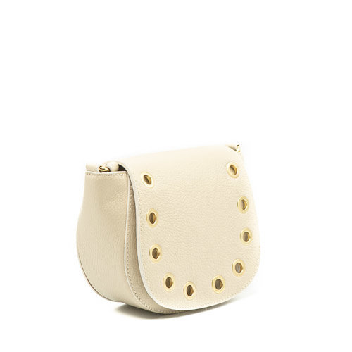 Nieuw Christine - Classic Grain - Crossbody bags - White - D37 - Gold