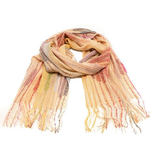 Misti - - Printed scarves - Pink - -