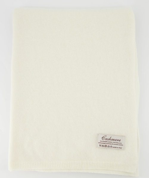 Cassy - Effen sjaals - Panna 701