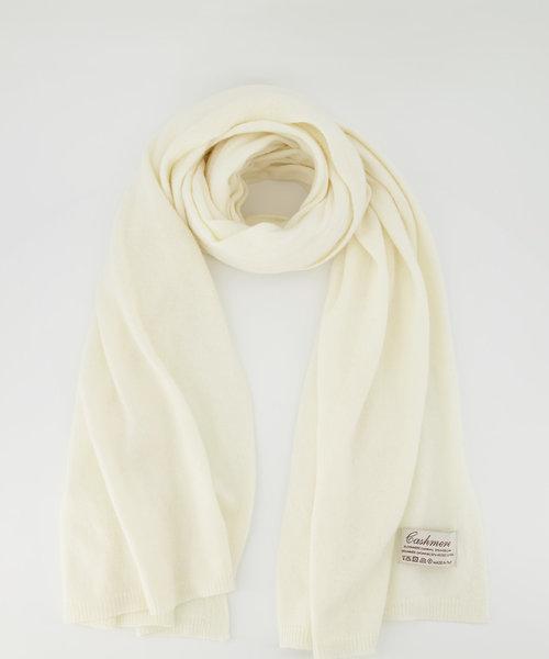 Cassy -  - Plain scarves - White - Panna 701 -
