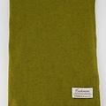 Cassy - Effen sjaals - Oliva 976