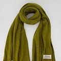 Cassy -  - Plain scarves - Green - Oliva 976 -