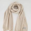 Cassy -  - Effen sjaals - Beige - Ecru 708 -
