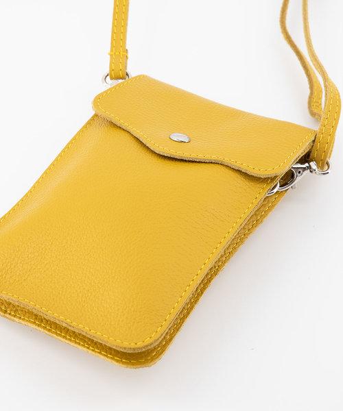 Pona - Classic Grain - Crossbody bags - Yellow - D36 - Gold