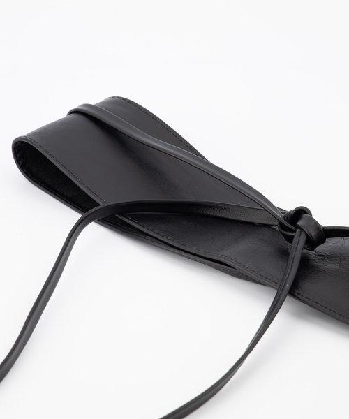 Lily - Sauvage - Waist belts - Black - -