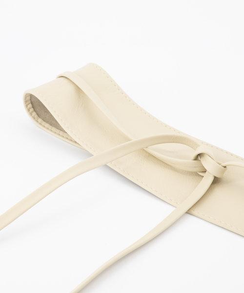 Lily - Sauvage - Waist belts - White - Latte S37 -