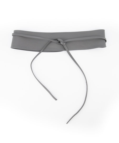 Lily - Sauvage - Waist belts - Grey - Grigio S86 -