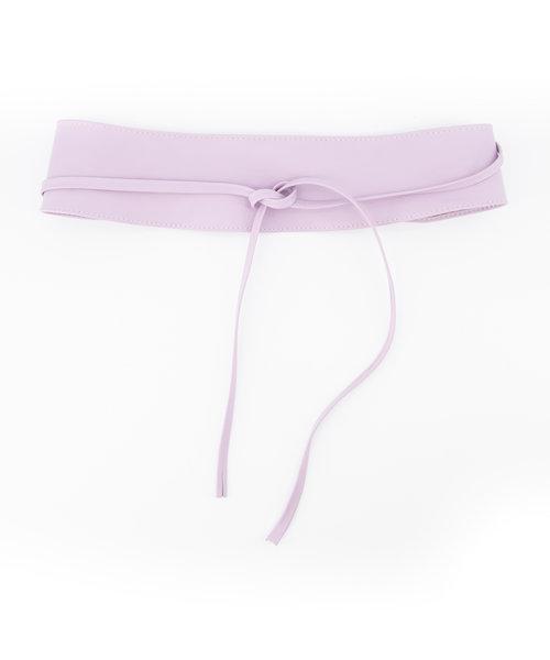 Lily - Sauvage - Waist belts - Purple - Lila -