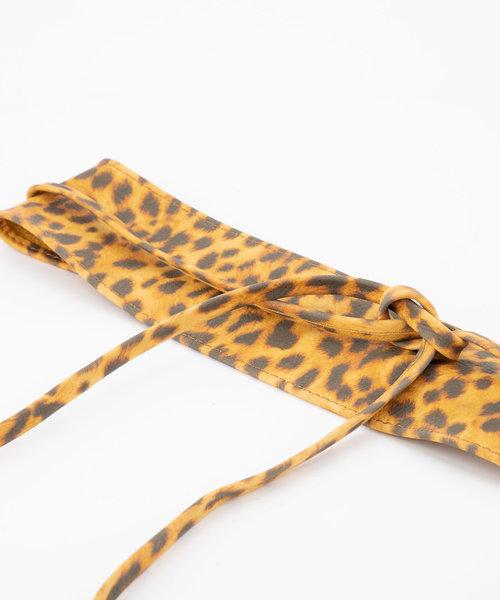 Lily - Sauvage - Waist belts - - Luipaard -