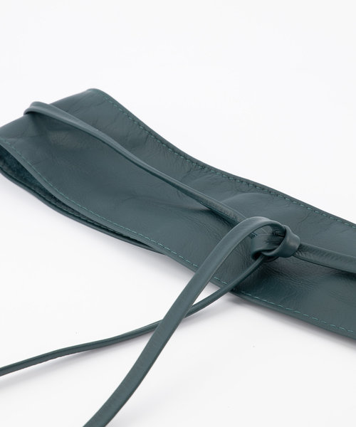 Lily - Sauvage - Waist belts - Petrol - Ottanio S33 -