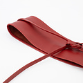 Lily - Sauvage - Wikkelriemen - Rood - Rosso Fuoco S58 -