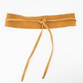 Nikkie - Suede - Waist belts - Brown - 6 -