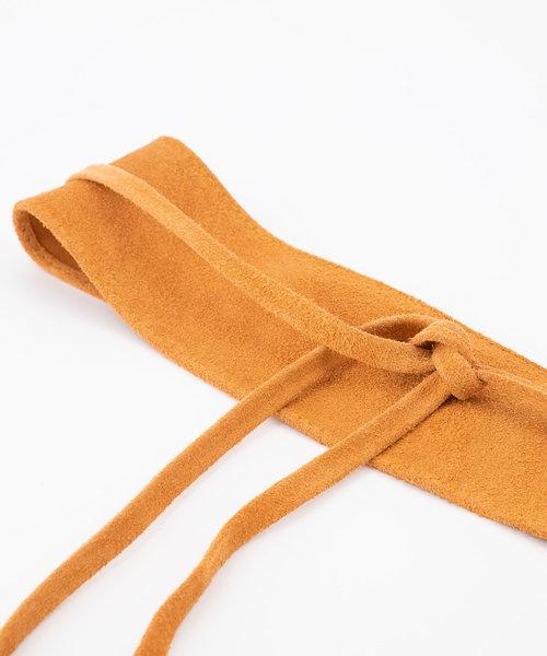 Nikkie - Suede - Waist belts - - 38 -