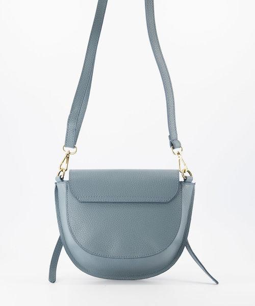 Colette - Classic Grain - Crossbody bags - Blue - D88 - Gold