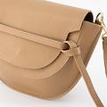 Colette - Classic Grain - Crossbody bags - Brown - D85 - Gold