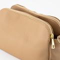 Simone - Classic Grain - Crossbody bags - Brown - D85 - Gold