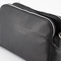 Simone - Classic Grain - Crossbody bags - Black - D28 - Silver