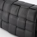 Bodina - Classic Grain - Crossbody bags - Black - D28 - Gold