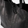 Mia - Snake - Shoulder bags - Black - 23 -