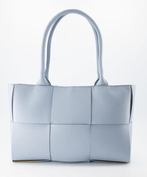 Sharon - Classic Grain - Schoudertassen - Blauw - D92