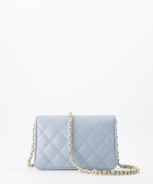 Jamy - Classic Grain - Crossbody bags - Blue - D92 - Gold