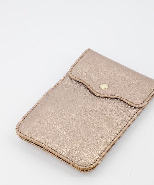 Nieuw Pona - Metallic - Crossbody bags - - Brons 41L - Gold