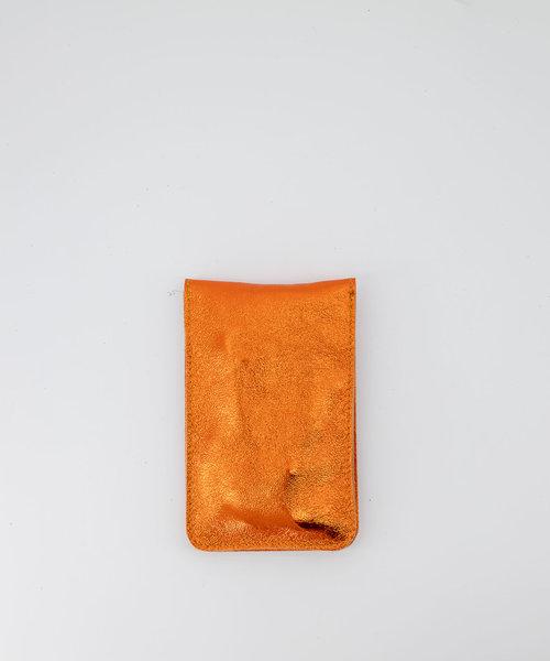 Nieuw Pona - Metallic - Crossbodytassen - Oranje - 14L - Goudkleurig