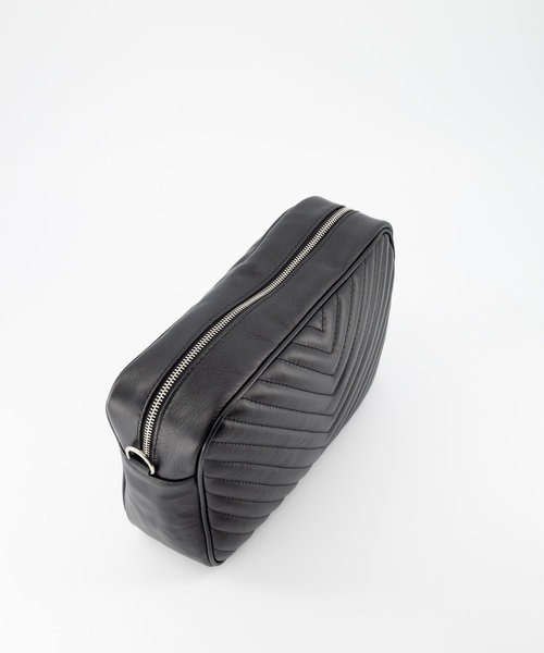 May - Sauvage - Crossbodytassen - Zwart - - Zilverkleurig
