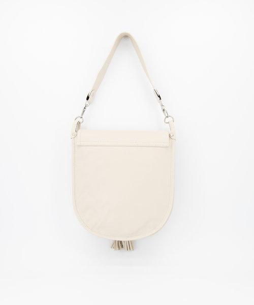 Meghan - Classic Grain - Crossbody bags - White - D37