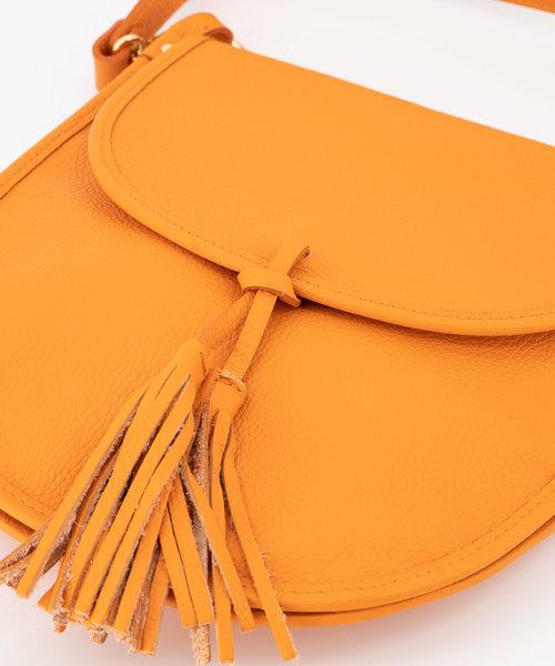 Meghan - Classic Grain - Crossbodytassen - Oranje - D29