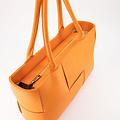 Sharon - Classic Grain - Shoulder bags - Orange - D29 - Bronze