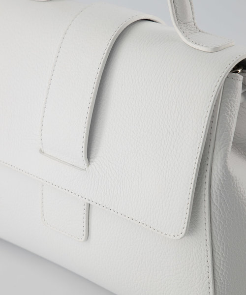 Marina - Classic Grain - Hand bags - White - D01