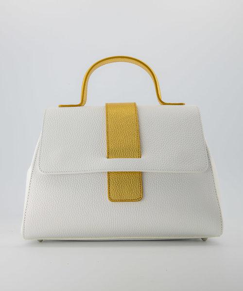 Marina - Classic Grain - Hand bags - White - Duo
