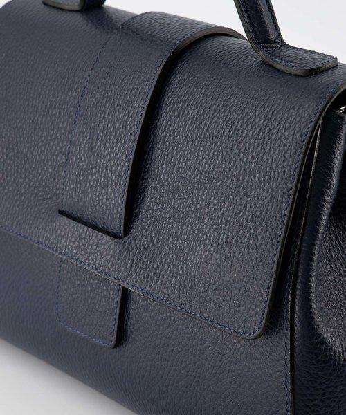 Marina - Classic Grain - Hand bags - Blue - D26