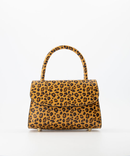 Fay - Classic Grain - Hand bags - - Luipaard Klein - Gold