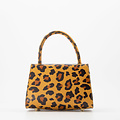 Fay - Classic Grain - Hand bags - - Luipaard Big - Gold